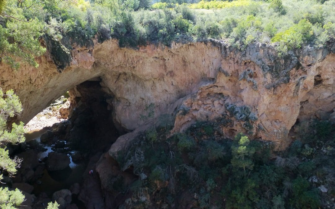 Tonto Natural Bridge, Payson, AZ