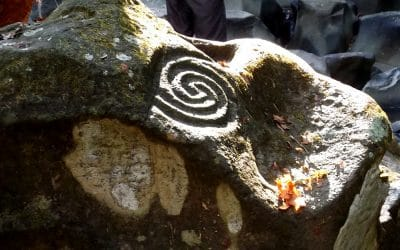 Visiting the Fascinating Petroglyph Complex in Altavista, Nayarit, Mexico