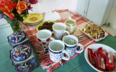 Australians Love Their Tea with Bickies and Coffee Too